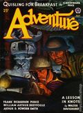 Adventure (1910-1971 Ridgway/Butterick/Popular) Pulp Vol. 111 #3