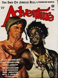 Adventure (1910-1971 Ridgway/Butterick/Popular) Pulp Vol. 111 #6