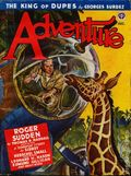 Adventure (1910-1971 Ridgway/Butterick/Popular) Pulp Dec 1944