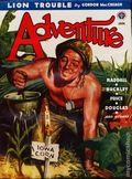 Adventure (1910-1971 Ridgway/Butterick/Popular) Pulp Jan 1945