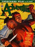 Adventure (1910-1971 Ridgway/Butterick/Popular) Pulp Feb 1945