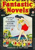 Fantastic Novels (1940-1951 Frank A. Munsey) Pulp Vol. 1 #2