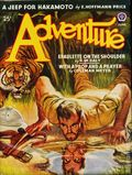 Adventure (1910-1971 Ridgway/Butterick/Popular) Pulp Vol. 115 #2