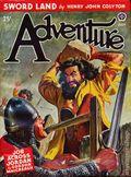 Adventure (1910-1971 Ridgway/Butterick/Popular) Pulp Jul 1946