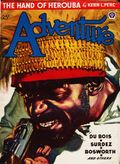 Adventure (1910-1971 Ridgway/Butterick/Popular) Pulp Vol. 115 #4