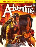 Adventure (1910-1971 Ridgway/Butterick/Popular) Pulp Vol. 115 #5