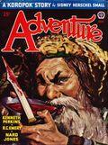Adventure (1910-1971 Ridgway/Butterick/Popular) Pulp Oct 1946