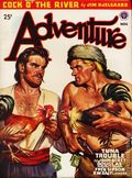 Adventure (1910-1971 Ridgway/Butterick/Popular) Pulp Vol. 116 #1