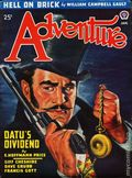 Adventure (1910-1971 Ridgway/Butterick/Popular) Pulp Jan 1947