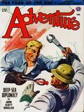 Adventure (1910-1971 Ridgway/Butterick/Popular) Pulp Feb 1947
