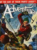 Adventure (1910-1971 Ridgway/Butterick/Popular) Pulp Vol. 116 #5