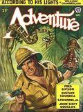 Adventure (1910-1971 Ridgway/Butterick/Popular) Pulp Sep 1947
