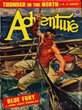 Adventure (1910-1971 Ridgway/Butterick/Popular) Pulp Vol. 118 #6