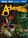 Adventure (1910-1971 Ridgway/Butterick/Popular) Pulp Aug 1948