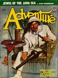Adventure (1910-1971 Ridgway/Butterick/Popular) Pulp Oct 1948