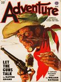 Adventure (1910-1971 Ridgway/Butterick/Popular) Pulp Vol. 121 #4