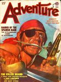 Adventure (1910-1971 Ridgway/Butterick/Popular) Pulp Dec 1949