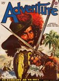Adventure (1910-1971 Ridgway/Butterick/Popular) Pulp Jan 1950
