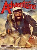 Adventure (1910-1971 Ridgway/Butterick/Popular) Pulp Feb 1950