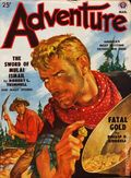 Adventure (1910-1971 Ridgway/Butterick/Popular) Pulp Vol. 122 #5