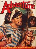 Adventure (1910-1971 Ridgway/Butterick/Popular) Pulp Vol. 122 #6