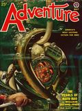 Adventure (1910-1971 Ridgway/Butterick/Popular) Pulp Vol. 123 #1