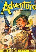 Adventure (1910-1971 Ridgway/Butterick/Popular) Pulp Oct 1950