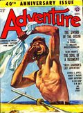 Adventure (1910-1971 Ridgway/Butterick/Popular) Pulp Vol. 124 #1