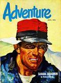Adventure (1910-1971 Ridgway/Butterick/Popular) Pulp Jan 1951