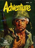 Adventure (1910-1971 Ridgway/Butterick/Popular) Pulp Vol. 124 #4