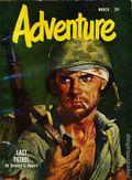 Adventure (1910-1971 Ridgway/Butterick/Popular) Pulp Mar 1951