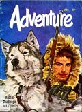 Adventure (1910-1971 Ridgway/Butterick/Popular) Pulp Vol. 124 #5