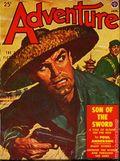 Adventure (1910-1971 Ridgway/Butterick/Popular) Pulp Jan 1952