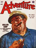 Adventure (1910-1971 Ridgway/Butterick/Popular) Pulp Sep 1952