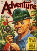 Adventure (1910-1971 Ridgway/Butterick/Popular) Pulp Jan 1953