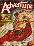 Adventure (1910-1971 Ridgway/Butterick/Popular) Pulp Vol. 126 #5