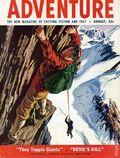 Adventure (1910-1971 Ridgway/Butterick/Popular) Pulp Aug 1953