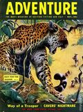 Adventure (1910-1971 Ridgway/Butterick/Popular) Pulp Oct 1953