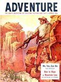 Adventure (1910-1971 Ridgway/Butterick/Popular) Pulp Apr 1954