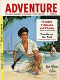 Adventure (1910-1971 Ridgway/Butterick/Popular) Pulp Jun 1954
