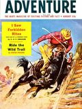 Adventure (1910-1971 Ridgway/Butterick/Popular) Pulp Aug 1954