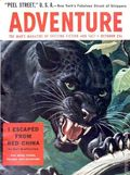 Adventure (1910-1971 Ridgway/Butterick/Popular) Pulp Oct 1954