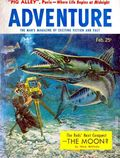 Adventure (1910-1971 Ridgway/Butterick/Popular) Pulp Feb 1955