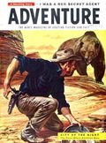 Adventure (1910-1971 Ridgway/Butterick/Popular) Pulp Apr 1955