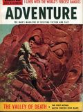 Adventure (1910-1971 Ridgway/Butterick/Popular) Pulp Aug 1955