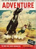 Adventure (1910-1971 Ridgway/Butterick/Popular) Pulp Sep 1955
