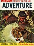 Adventure (1910-1971 Ridgway/Butterick/Popular) Pulp Oct 1955