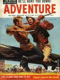 Adventure (1910-1971 Ridgway/Butterick/Popular) Pulp Nov 1955