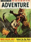 Adventure (1910-1971 Ridgway/Butterick/Popular) Pulp Dec 1955