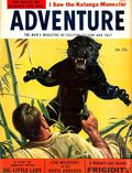 Adventure (1910-1971 Ridgway/Butterick/Popular) Pulp Jan 1956